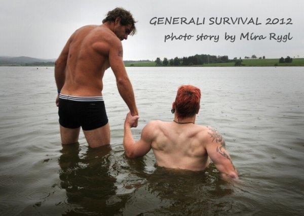 Závod Generali survival 2015