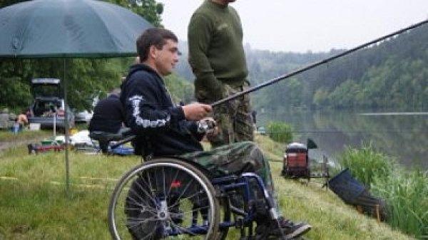 Handicapovaní rybáři - Příjem nových členů